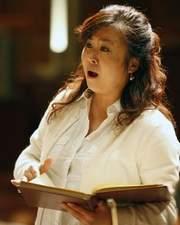 Xi Wang, soprano